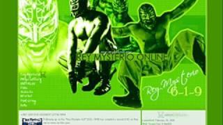 DX remix Rey Mysterio