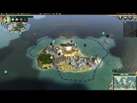 Civilizations V Aztec Montezuma Episode 07