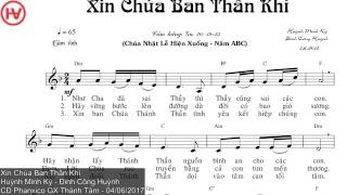 [Thánh Ca]Xin Chúa Ban Thần Khí - Đinh Công Huỳnh - CĐ Phanxico GX Thánh Tâm - 04/06/2017