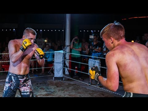 Steel Will vs Russian Thriller, MMA Fight