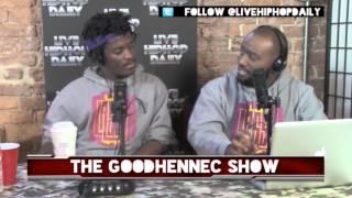 The GoodHenneC Show w/George F. Baker III
