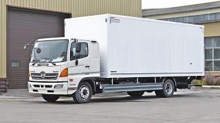 Hino 500 промтоварный фургон с боковой дверью и гидробортом Zepro(промтоварный фургон с боковой дверью и гидробортом Zepro., 2015-03-12T11:12:20.000Z)