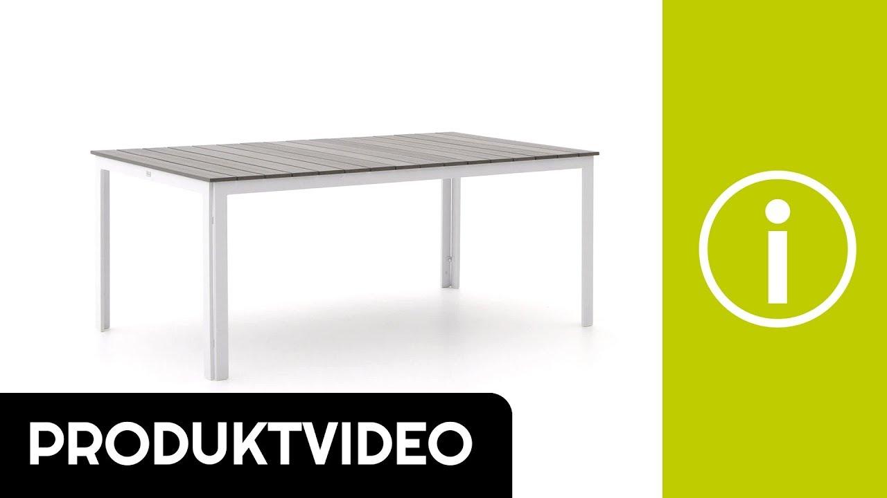 Produktvideo bellagio bravo esstisch white 220 cm kees smit gartenm bel youtube - Kees smit gartenmobel ...