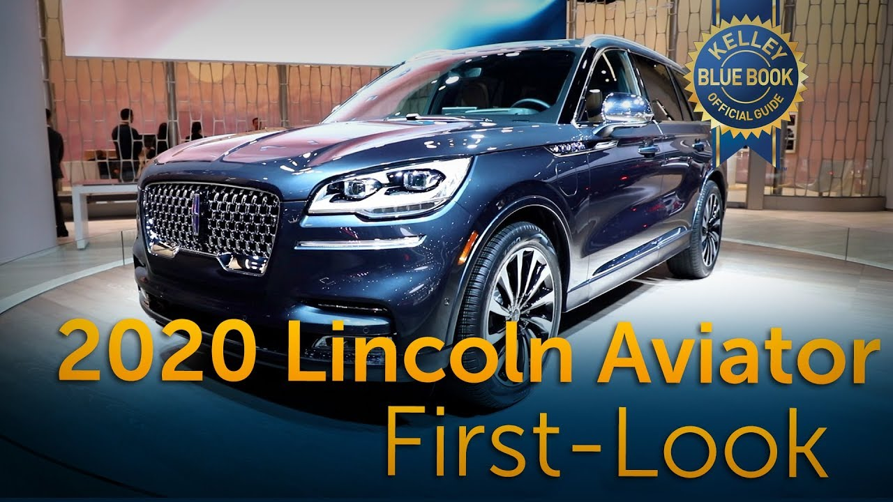 2020 Lincoln Aviator Price, Release Date, Interior >> 2020 Lincoln Aviator First Look