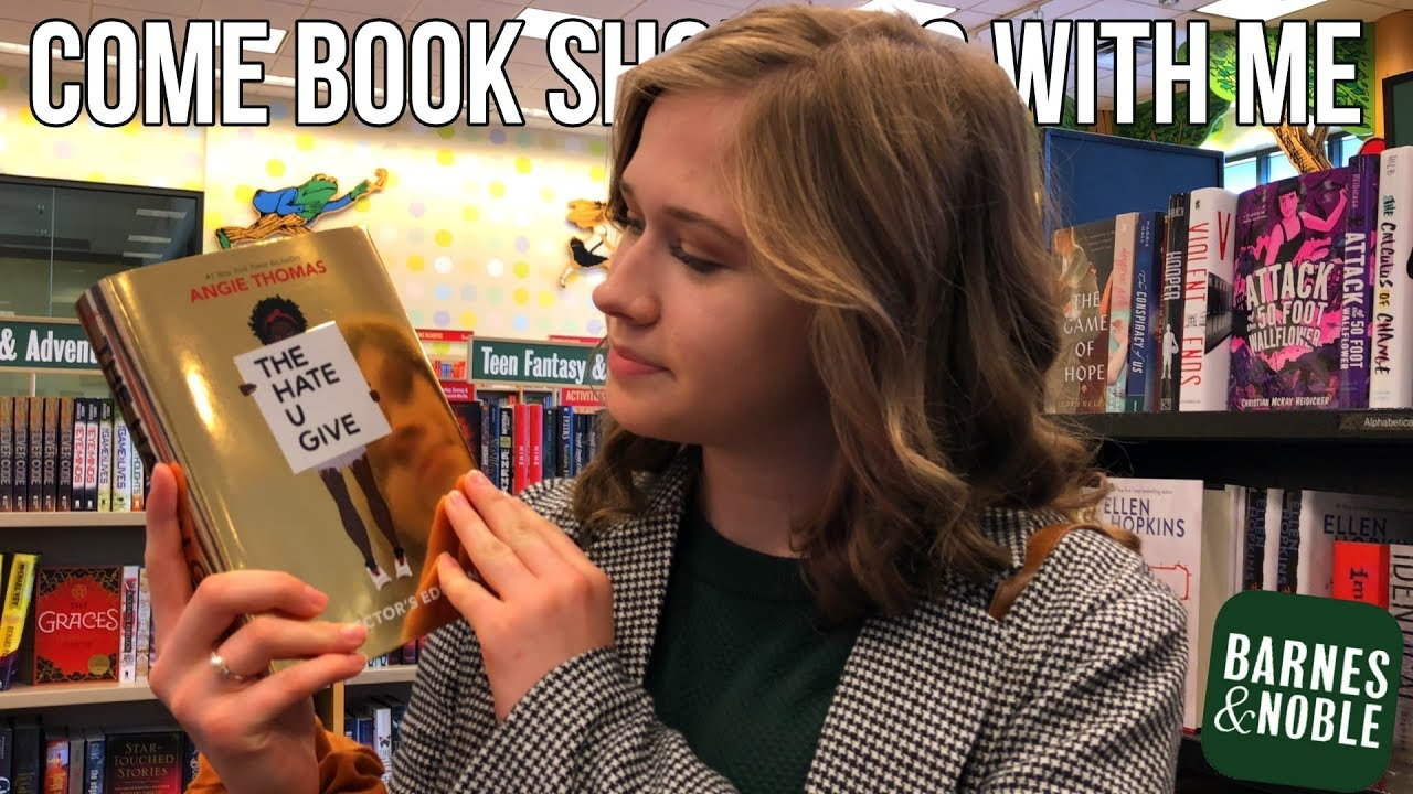 Barnes and Noble Vlog! Come book shopping with me!!