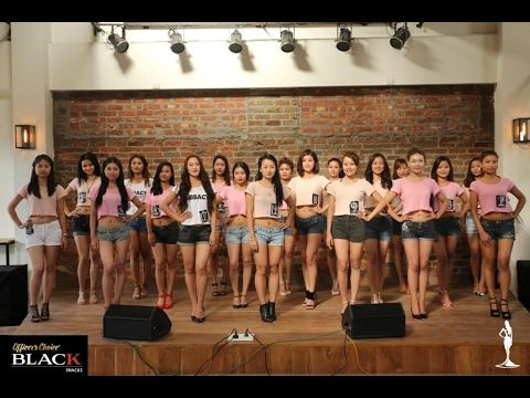 Miss Mizoram Audition Round
