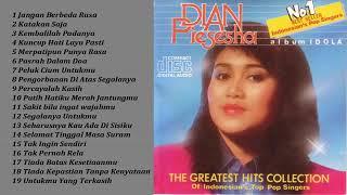 Gambar cover Dian Piesesha 19 Lagu Top Hits Tembang Kenangan Volume 3