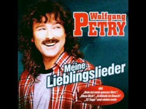 Wolfgang Petry - Verlieben, verloren, vergessen, verzeih´n