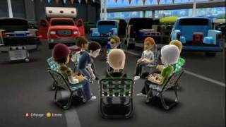 Avatar Kinect - Xbox 360 - Microsoft official social media video game software launch trailer HD