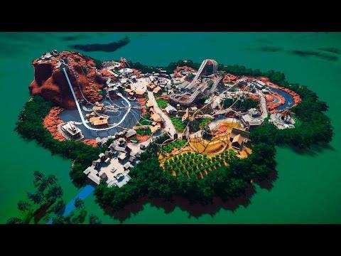 WESTERN WORLD - Planet Coaster