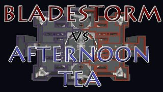 Bladestorm vs. Afternoon Tea - Conquest - Round 1, Game 1