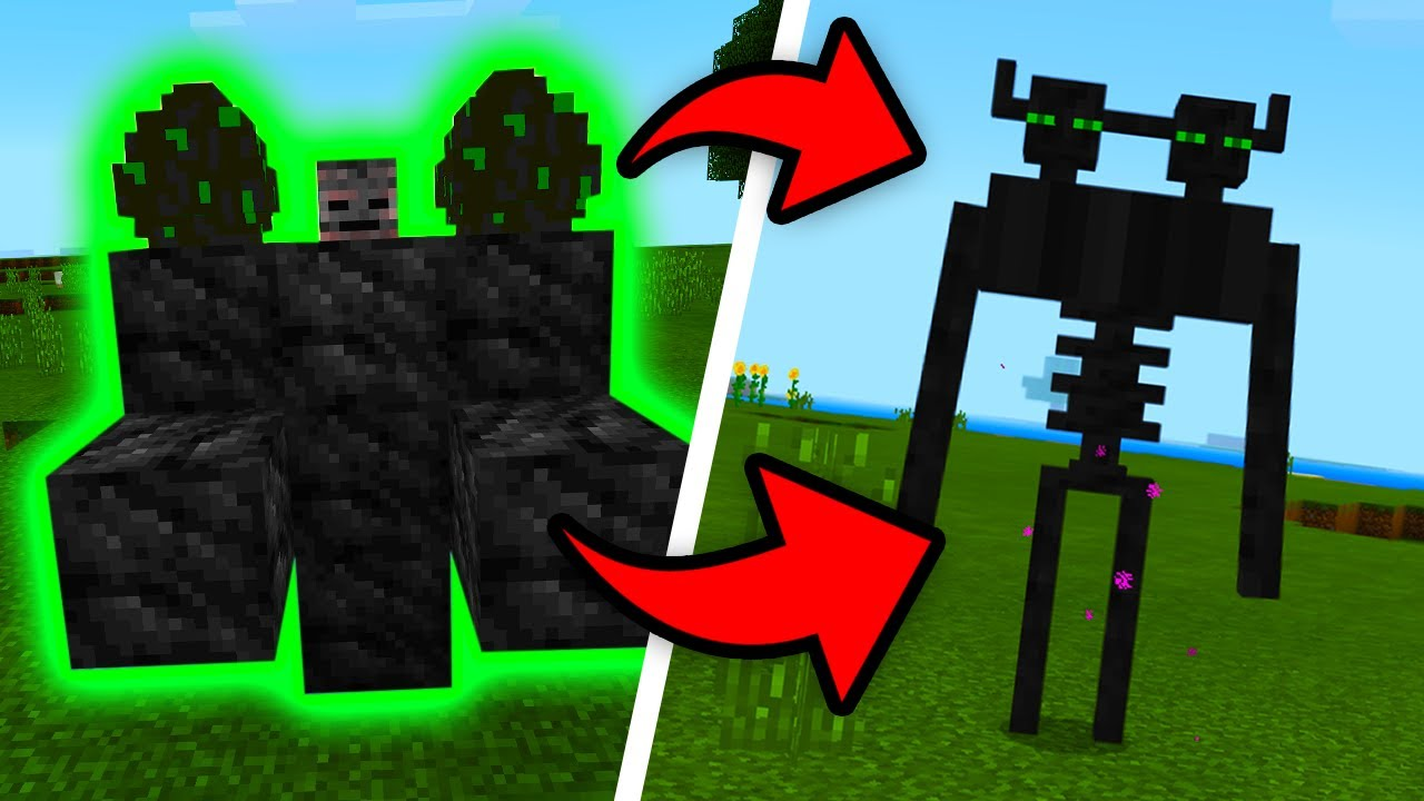 how to spawn mutant enderman in minecraft pocket edition