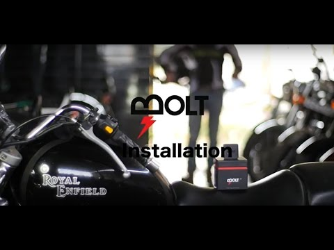 BOLT SMART USB MOTORCYCLE CHARGER Installation Video
