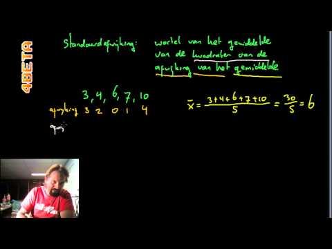 Wiskunde - Relatieve Cumulatieve Frequentietabel from YouTube · Duration:  4 minutes 6 seconds