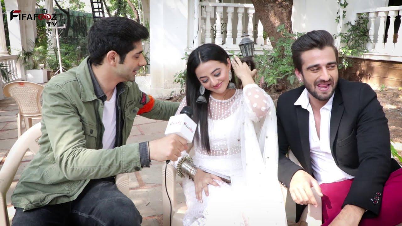 Download Ishq me Marjawa : Special Jenga game segment with Helly, Rrahul & Zain, Fun masti with cast on set