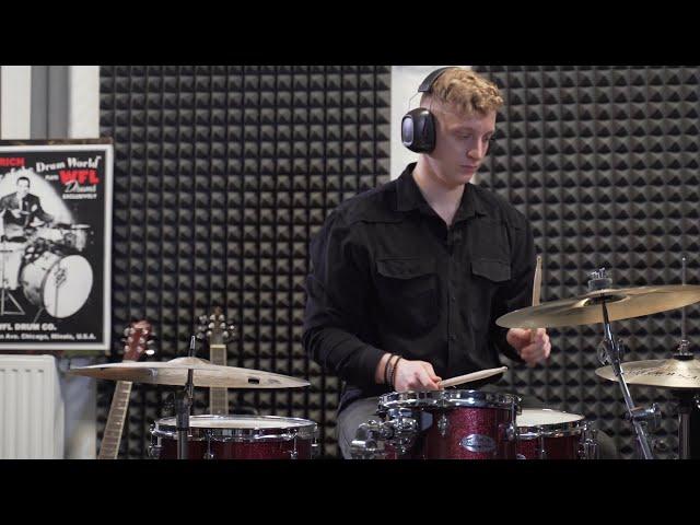 Pomysły na perkusję w krótkim utworze | Warsztaty perkusyjne odc. 17