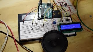 DIY Arduino Geiger Counter