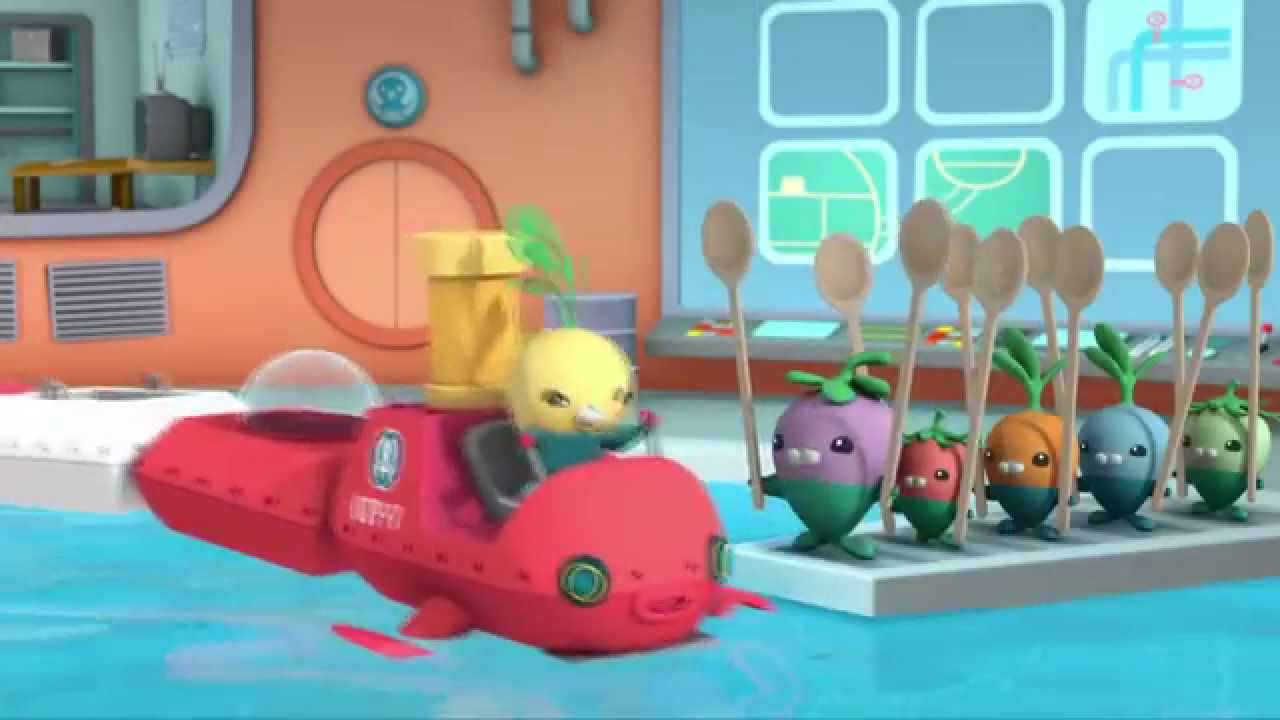 Octonauts: The Very Vegimal Christmas | Trailer - YouTube
