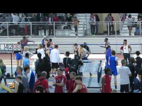 Lambert High School Last Chance Invitational Boys 4 x 200 Team A