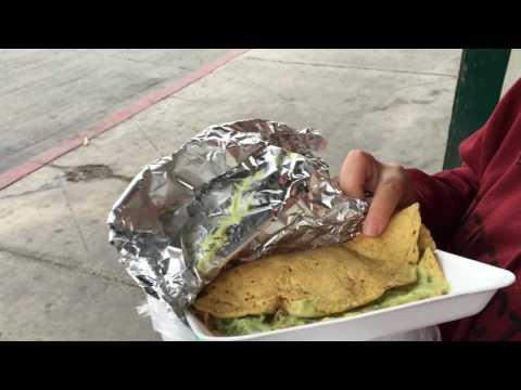 Food In Tijuana, Mexico