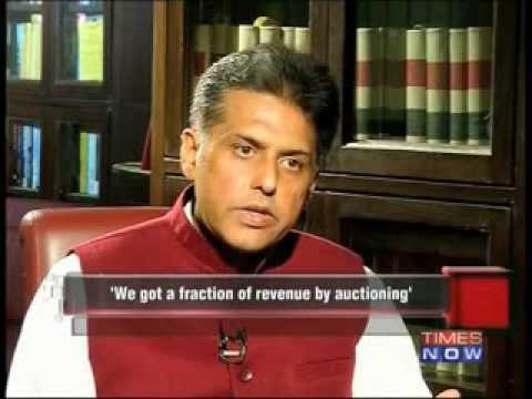 The Real Politik - Manish Tewari - Full Episode