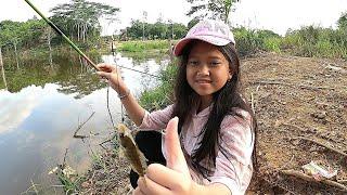 MANCING MANIA | Ikan Jessica Super BESAR 🤣