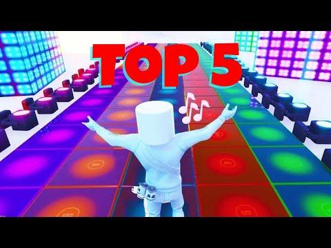 TOP 5 Best Music Block Songs In Fortnite