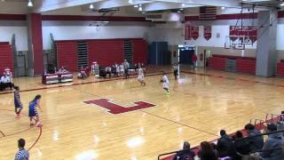 LENAPE NJ VS MILLVILLE NJ GIRLS BASKETBALL
