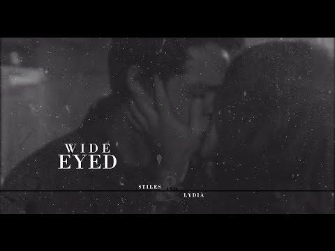 ✣ Stiles & Lydia | Wide Eyed