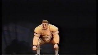 Jango Edwards - Benny Buns (Holey Moley - La Cigale - Paris,1991)