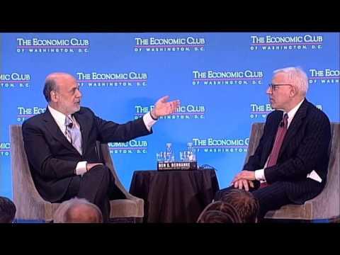 Hon. Ben S. Bernanke, Distinguished Fellow In Residence, Economic Studies, The Brookings Institution
