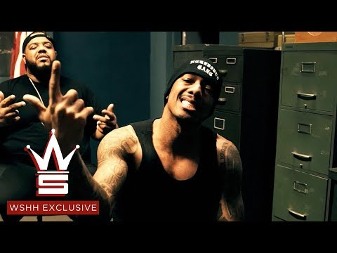 "Nick Cannon, Conceited, Charlie Clips, Hitman Holla ""Solid"" (WSHH Exclusive - Official Music Video)"