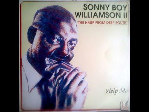 SONNY BOY WILLIAMSON II - The Harp From  Deep South (Full Vinyl)