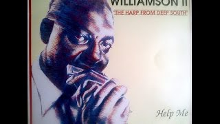 SONNY BOY WILLIAMSON II - The Harp From  Deep South (Full Vinyl)