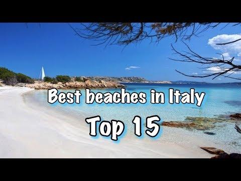 Top 15 Best Beaches In Italy 2018