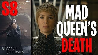 Arya Stark Will KILL Cersei in Game Of Thrones SEASON 8