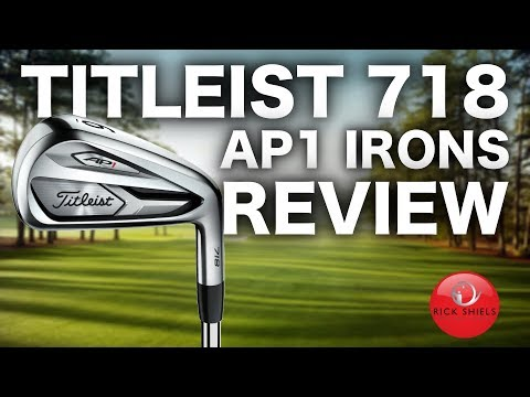 NEW TITLEIST AP1 718 IRONS REVIEW