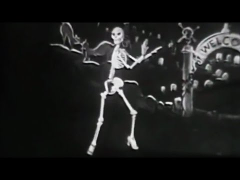 Skeleton In The Closet by Nat Gonella & His Georgians (1937) – Vintage Halloween Music