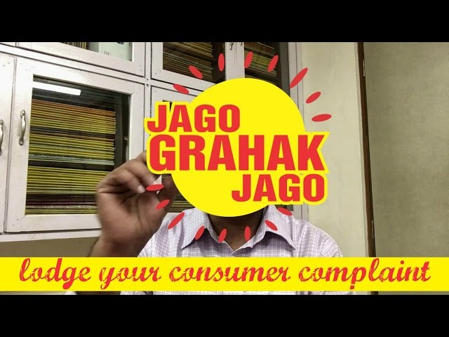 (??????) jago grahak jago | how to lodge complaint against defective products or services