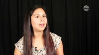 Vanessa Espinoza on being a college athlete