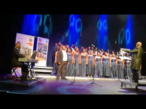 Unwele olude by Qinisela Sibisi  performed by Jmpd choir conducted by Bore Mofokeng