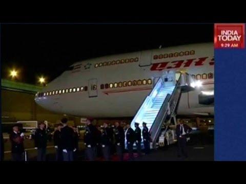 PM Modi Reaches Brussels For India-EU Summit