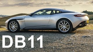 2017 Aston Martin DB11   interior Exterior and Drive