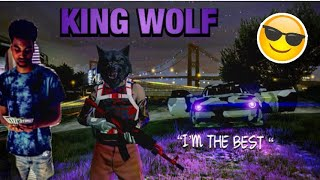 THE KING OF  GTA5 AKA THE WOLF EDITION IS  BACK !!!   [TURNUP][1.1k]