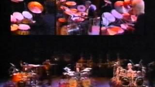 Drum solo - Louis Bellson, Gregg Bissonette, Dennis Chambers - Buddy Rich Memorial Concert.