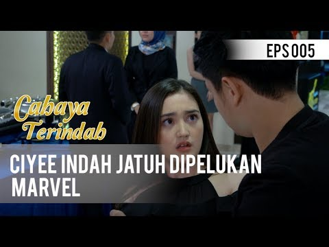 CAHAYA TERINDAH - Ciyee Indah Jatuh Dipelukan Marvel 10 Mei 2019