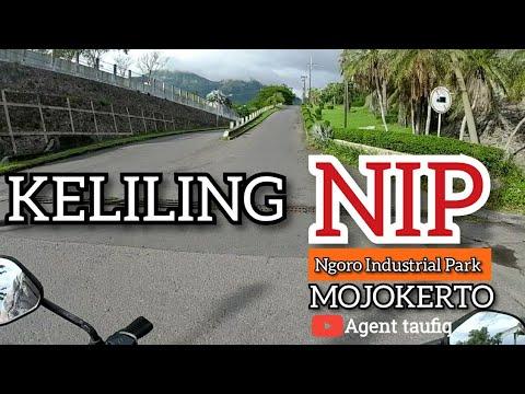 NIP - Ngoro Industrial Park - Banyak Pabriknya‼