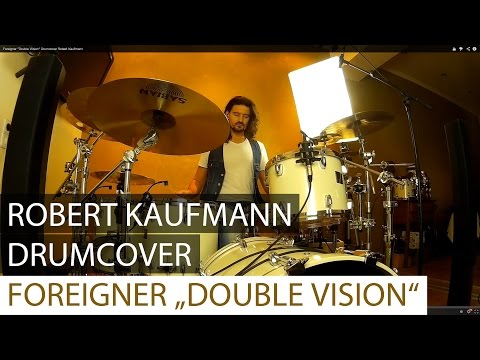 Foreigner Double Vision Drum Cover Schlagzeug
