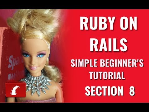 Ruby on Rails 5 Beginner's Tutorial - 8. Partials, Created At Times, HTTP Authentication