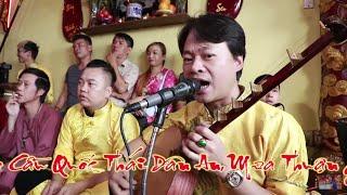 Nghệ Nhân Thanh Long _ Hát Văn Hầu Đồng 36 Giá Đẹp Nhất Hay Nhất _ Đồng Thầy ; Vũ Trọng Khoái HD1